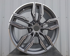 NEU 20 Zoll felgen für BMW 7 series F01 F02 F03 F04  5x120 ET25 ET40 8.5J 10J