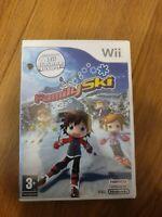 Family Ski (Wii) PEGI 3+ Sport: Skiing. Lockdown Sport😀