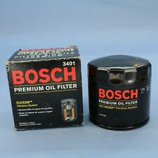 New Bosch 3401 Spin-on Premium Engine Oil Filter Replacement