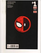SPIDER-MAN/DEADPOOL #1, 6th PRINT, VF/NM or better, Marvel Comics (August 2016)