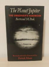 The Planet Jupiter The Observer's Handbook Bertrand M. Peek 1981