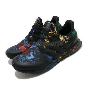 Disney X adidas UltraBoost DNA Goofy Black Men Unisex Running Shoes FV6050
