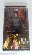 "NECA Fred Krueger 7"" Action Figure A Nightmare On Elm Street Remake 2010 Freddy"