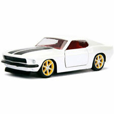 Fast and Furious Romans Ford Mustang White 1 32 Scale Jada 99517