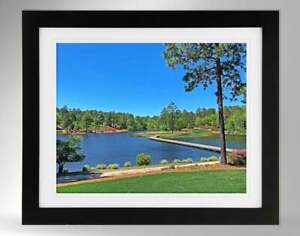 Sage Valley Golf Club Poster, Premium Print Poster, Augusta National, Home Decor