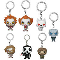 Funko POP Movie Pocket Pennywise With Spider Leg Games of Throne Figure Keychain