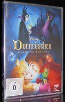 DVD WALT DISNEY - DORNRÖSCHEN - DIAMOND EDITION - Märchen für die ganze Familie