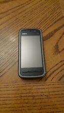 Excellent Condition Used Nokia 5230 - Black (Unlocked) Smartphone