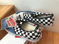 Supreme NYC x Authentic Pro Ice Blue Check size 11