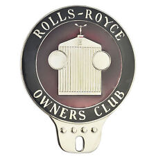 Rolls-Royce Automobile Badge and Mascot