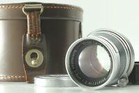 *CLA'd EXC5+ w/ Case* LEICA Ernst Leitz Wetzlar Summicron 50mm f/2 M Mount JAPAN