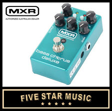 MXR BASS CHORUS EFFECT PEDAL M83 - NEW