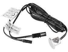 12 V Mini-AMP 2 m Câble Installation Touch Commutateur 24 W-Variateur Interrupteur Mobilier Blanc