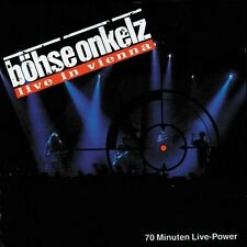 BÖHSE ONKELZ 'LIVE IN VIENNA' CD NEW+ !!!!!!