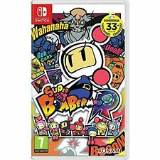Super Bomberman R (Nintendo Switch, 2017)