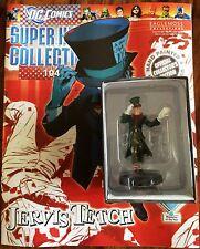 DC Comics Super Hero Collection Issue #104 JERVIS TETCH - Eaglemoss Figurine