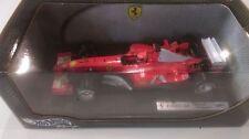 Hot Wheels 1/18  - B1023 Michael Schumacher Ferrari 2003-GA