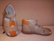 Scarpe scarpine sandali Primigi bimbo bambino shoes casual pelle beige nuovi 23