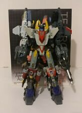 Transformers ROTF Superion w/ Third 3rd party Fansproject TF Crossfire kit 100%