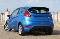 Rear Bumper Focus Rs Look Ford Fiesta Mk7 Facelift 2013