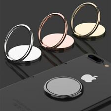 Luxury Metal Mobile Phone Finger Ring Holder Telephone Support Accessories
