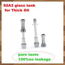 1 x Vapor Glass Metal E Cig Tank ce3 Atomizer Vape Cartomizer Cbd 1.0ml