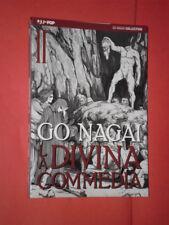 DIVINA COMMEDIA A FUMETTI-GO NAGAI n°2 nuova serie -jpop -CREATORE-GOLDRAKE JEEG