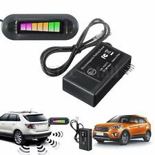 LED DC12V Electromagnetic Auto Car Parking Reversing Reverse Backup Radar Sensor