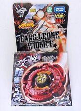 Beyblade Takara / Hasbro Rare Fang Leone W105R2F Burning Claw USA Seller Real