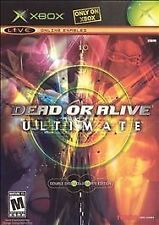 ***DEAD OR ALIVE ULTIMATE ORIGINAL XBOX DISC ONLY~~~