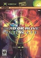XBOX - DEAD OR ALIVE : ULTIMATE - VERY NICE - 2 GAMES - SHIPS FREE - $12.95