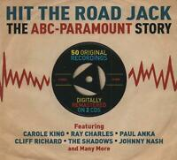 HIT THE ROAD JACK - THE ABC - PARAMOUNT STORY - BRIAN HYLAND - 2 CDS - NEW!!