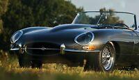 1 Racing Race Sport Car Jaguar 24 Leman Exotic Rare Concept 18 Carousel Green 12