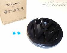 Emblem Logo Zeichen Heckklappe Tür schwarz Original VW T4 701853601C 01C