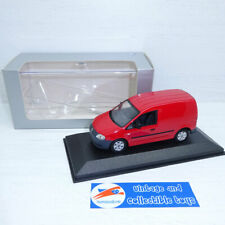 Minichamps 1:43 | VW Volkswagen Caddy 2005 - Dealer Version Model 403053104 Red