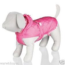 PINK Small Dog Puppy Cappotto TRIXIE 67084 piccole 29-50 cm circonferenza 33 cm lunghezza