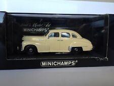 MINICHAMPS 1:43 Opel Kapitan 1951-53 430043305