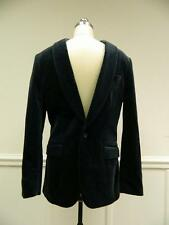 JCrew Velvet Ludlow ShawlCollar Sportscoat Blazer 38R green jacket suiting samp