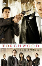 Torchwood Novel Border Princes HC MINT