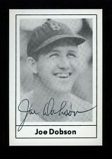 Autographed Signed Joe Dobson 1978 Grand Slam #78 RED SOX w/COA - DIED 1995