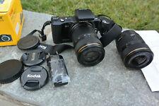 Kodak Pixpro S-1 S1 Micro 4/3 mirrorless body + Kodak 12-45mm + Kodak 42.5-160mm