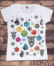 Women/'s White T-Shirt Buddha Chakra Meditation Colourful Sublimation SUB559