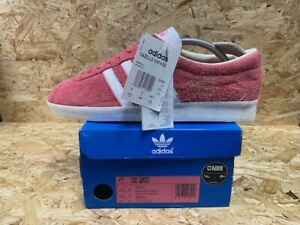 adidas Gazelle OG Custom Mr Pink Trainers Size 10 Pink and White BNIB