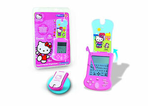 CLE12264 - Diary Electronic Hello Kitty With 18 Activities