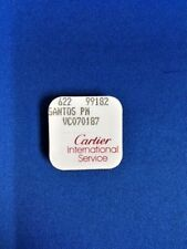Cartier Santos Small (PM) Stainless Steel Factory Genuine Crown VC070187