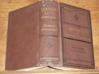 1875 Eastern Life: Present and Past,  Harriet Martineau 1st Illustrated Edition
