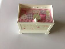Barbie Happy Family TOY BOX CHEST from Grandpa for Nikki 1st Birthday Doll