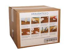Draughtex Floorboard Skirting Board Insulation Floor Gap Filler Draught Excluder