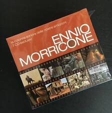 "ENNIO MORRICONE ""LA COLONNA SONORA"" RARE BOX SET 7 CD ITALY ONLY - SEALED"