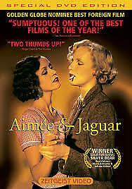 AIMEE & and JAGUAR DVD - German Movie - English Subtitles - RARE OOP War WW2